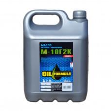 Масло моторное минеральное OIL Formula Diesel М10Г2К (5л)