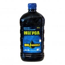 Масло трансмиссионное OIL Formula нигрол (1л)