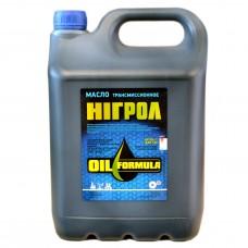 Масло трансмиссионное OIL Formula нигрол (5л)