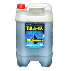 Масло трансмиссионное OIL Formula ТАД-17и (10л)
