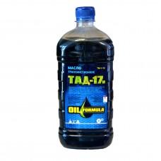 Масло трансмиссионное OIL Formula ТАД-17и (1л)