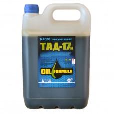 Масло трансмиссионное OIL Formula ТАД-17и (5л)