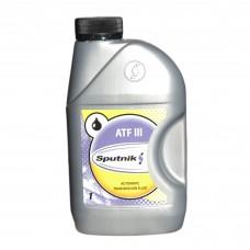Масло трансмиссионное SPUTNIK ATF dextron III (1л)