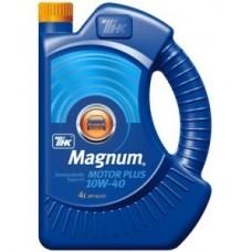 Масло моторное TНK Magnum Motor Plus 10W-40 (4л)