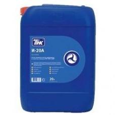 Масло индустриальное ТНК И-20А (20л)