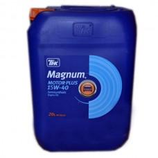 Масло моторное TНK Magnum Motor Plus 15W-40 (20л)