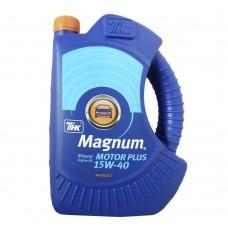 Масло моторное TНK Magnum Motor Plus 15W-40 (4л)