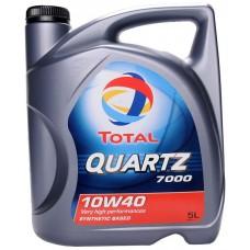 Масло моторное TOTAL QUARTZ 7000 10W-40 (5л)