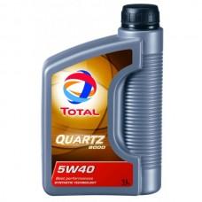 Масло моторное TOTAL QUARTZ 9000 5W-40 (1л)