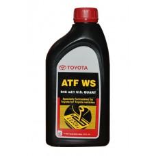 Масло трансмиссионное TOYOTA  ATF TYPE WS (1л)