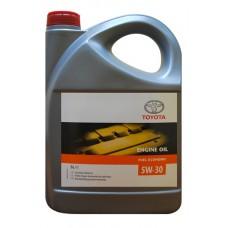 Масло моторное Toyota Fuel Economy 5W-30 (5л)