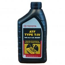 Масло трансмиссионное TOYOTA  ATF T-4 (1л)