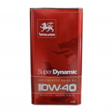 Масло моторное WOLVER Super Dynamic 10W-40 (5л)