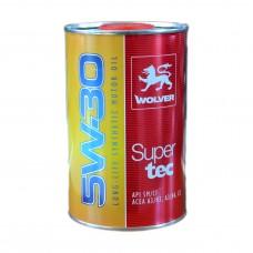 Масло моторное WOLVER Supertec 5W-30 (1л)