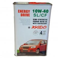 Масло моторное XADO Energy Drive 10W-40 (XA 20244) (4л)