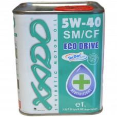 Масло моторное XADO Eco Drive 5W-40 (XA 20122) (1л)