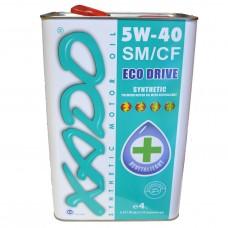 Масло моторное XADO Eco Drive 5W-40 (XA 20222) (4л)