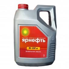 Масло моторное Ярнефть М10Г2К (5л)