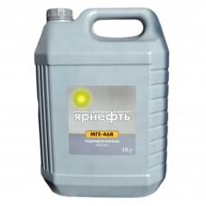 Масло гидравлическое Ярнефть МГЕ-46В (10л)