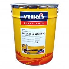 Масло трансмисионное YUKO ТАД-17и (20л)