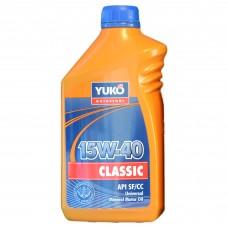 Масло моторное YUKO CLASSIC 15W-40 (1л)