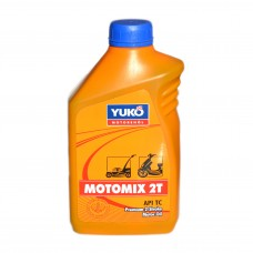 Масло моторное YUKO Motomix 2T (TC) (1л)