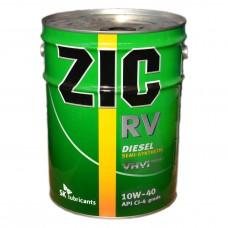 Масло моторное ZIC X7 Diesel (Ребренд. RV) 10W-40 (20л)