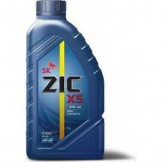 Масло моторное ZIC X5000 (Ребренд. 5000) 10W-40 (1л)