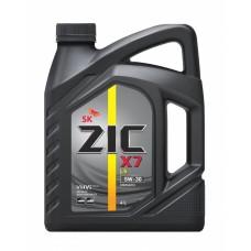 Масло моторное ZIC X7 LS (Ребренд. A+) 5W-30 (4л)