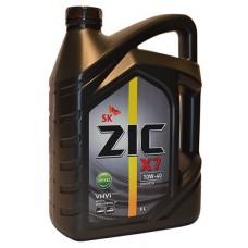 Масло моторное ZIC X7 Diesel (Ребренд. RV) 10W-40 (6л)